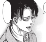 Levi thanks his friends