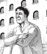 Sannes in prison