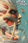 Attack on Titan Anthology final cover