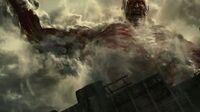 ATTACK ON TITAN 進撃の巨人 Live Action MOVIE OFFICIALTrailer 2015 1