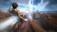 Attack on Titan Game Screenshot 4