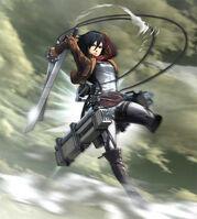Attack on Titan Game Screenshot 2