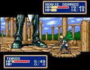 Taros battle