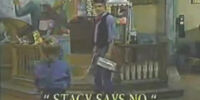 Stacy Says No