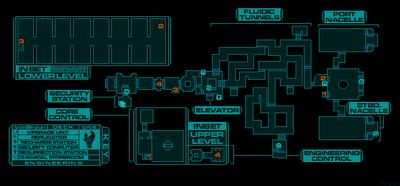 Engineering Map