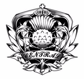 Central badge