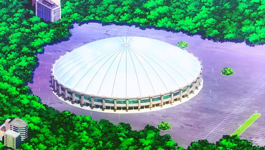 Shokugeki Arena Shokugeki No Soma Wiki Fandom Powered