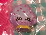 Kooky cookie food fair toy purple