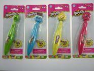 Shopkins clicker pens