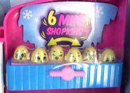 Mini eggs cookieswirl