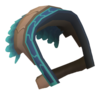Item feathers of rav hat