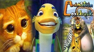 The History of DreamWorks Animation 3 7 - Animation Lookback