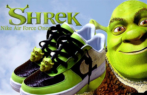 Shrek Shoes