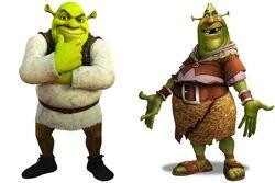 Early Shrek