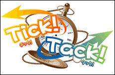 Tick!Tack!logo