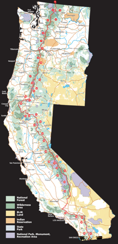קובץ:291px-Pacific crest trail route overview.png