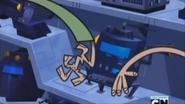 Trevor touching gadget -3