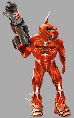 Zorg mercenary