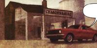 Charon's Bar-B-Q