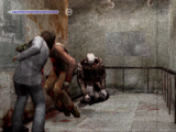 Silent Hill 4 - Ghosts (3)