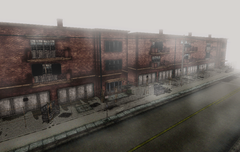 Wood Side Apartments Silent Hill Wiki Fandom Powered By Wikia