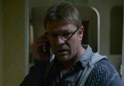 Chris on phone