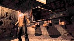 Silent Hill Homecoming Xbox 360 Gameplay - E3 2008 Attract Mode