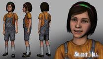 SM Cheryl 3D model