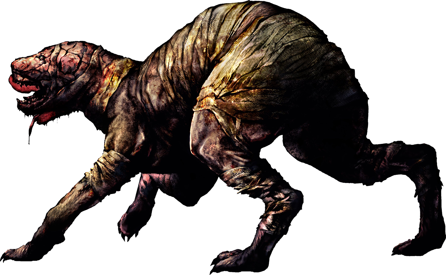 Double Head Dog - Silent Hill 3 - por Colmillos Latest?cb=20131228065150