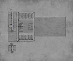 Toluca Prison Map
