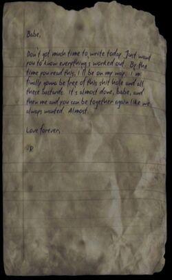 Ricky's Letter (4)