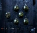 Puzzle de la caja fuerte de la torre del guardia