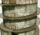 Prisión acuática