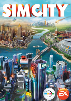 SimCity (2013) cover