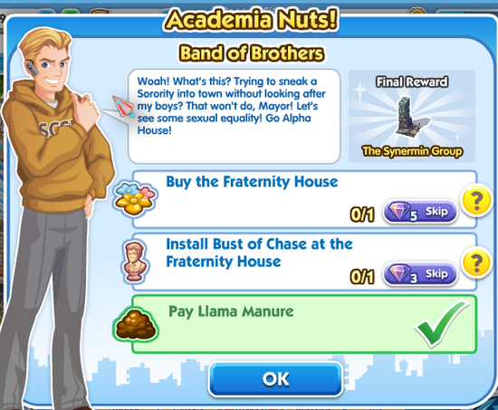 File-Quest - 4academia nuts