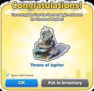 Throne of Jupiter Dialog