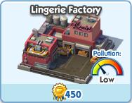 Lingerie factory