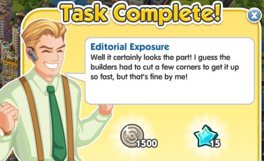 Editorial Exposure - Complete