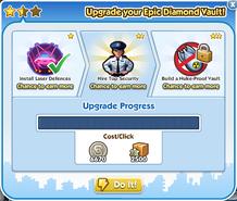 Epic Diamond Vault lvl1-2
