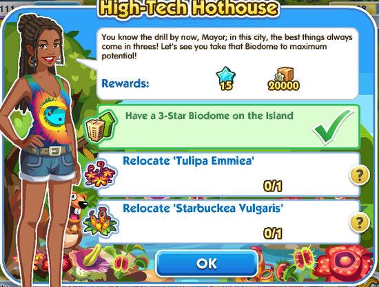 High Tech Hothouse