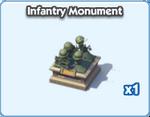 Infantry Monument