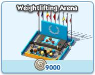 Weightlifting Arena