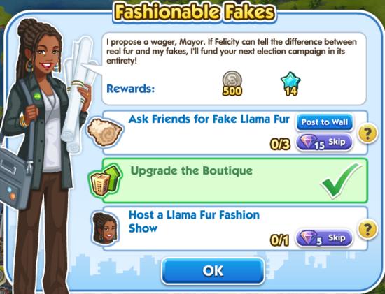 Fashionable Fakes