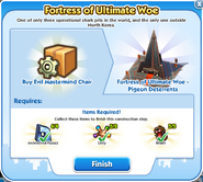 Fortress of Ultimate Woe S4