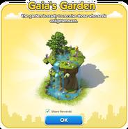 Gaia's Garden Dialog