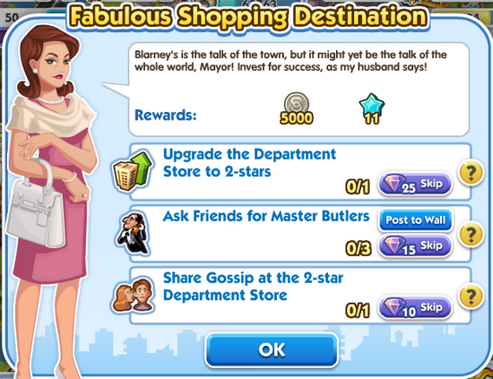 Fabulous Shopping