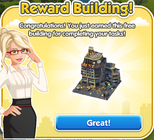 Reward building 2