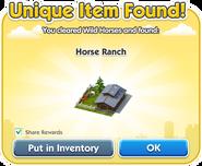 Horse Ranch Dialog