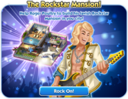 The Rockstar Mansion Start