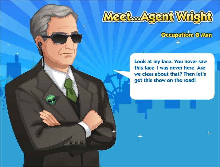 Agent Wright
